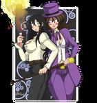 Yuuki and Frida