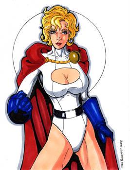 Power Girl 2008