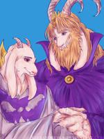 |#3 Goat Parents! by Alexandrevla