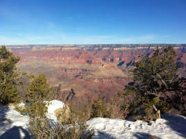 Grand Canyon 08 by ElleShaped