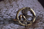The Mockingjay Brooch (Hunger Games)