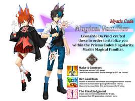 FATE Grand Order - Mystic Code: Magical Famillar