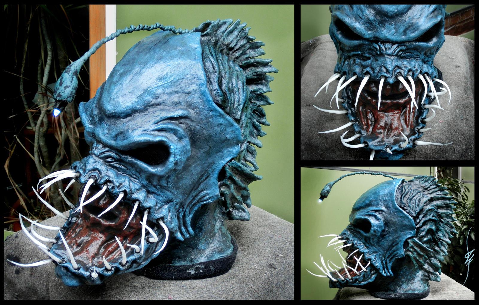 Deep sea - fish mask2