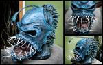 Deep sea - fish mask2 by Seggos-Artworks