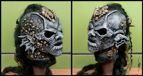 Ragash  - Orc mask