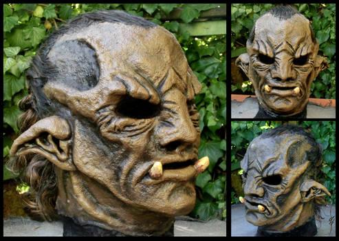 Bulrog - orc mask