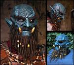 Seggorakk 3.0 - troll mask