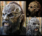 Gurrag 2.0 - Orc mask
