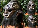 Khrushtokh 2.0 - orc mask
