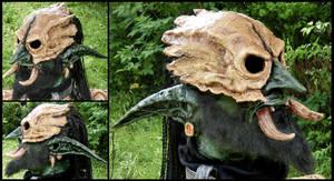 Djarrah'Kahn 2.0- Troll mask