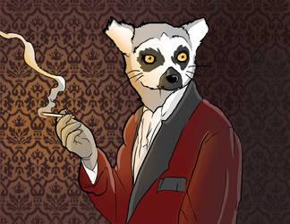 Lemur Suit2 by hugg1ebear