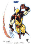 Wolverine for Michael by guillomcool