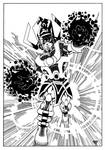 Galactus - the print - portfolio KIRBY and ME