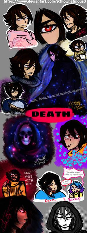 Death 2019 Doodles