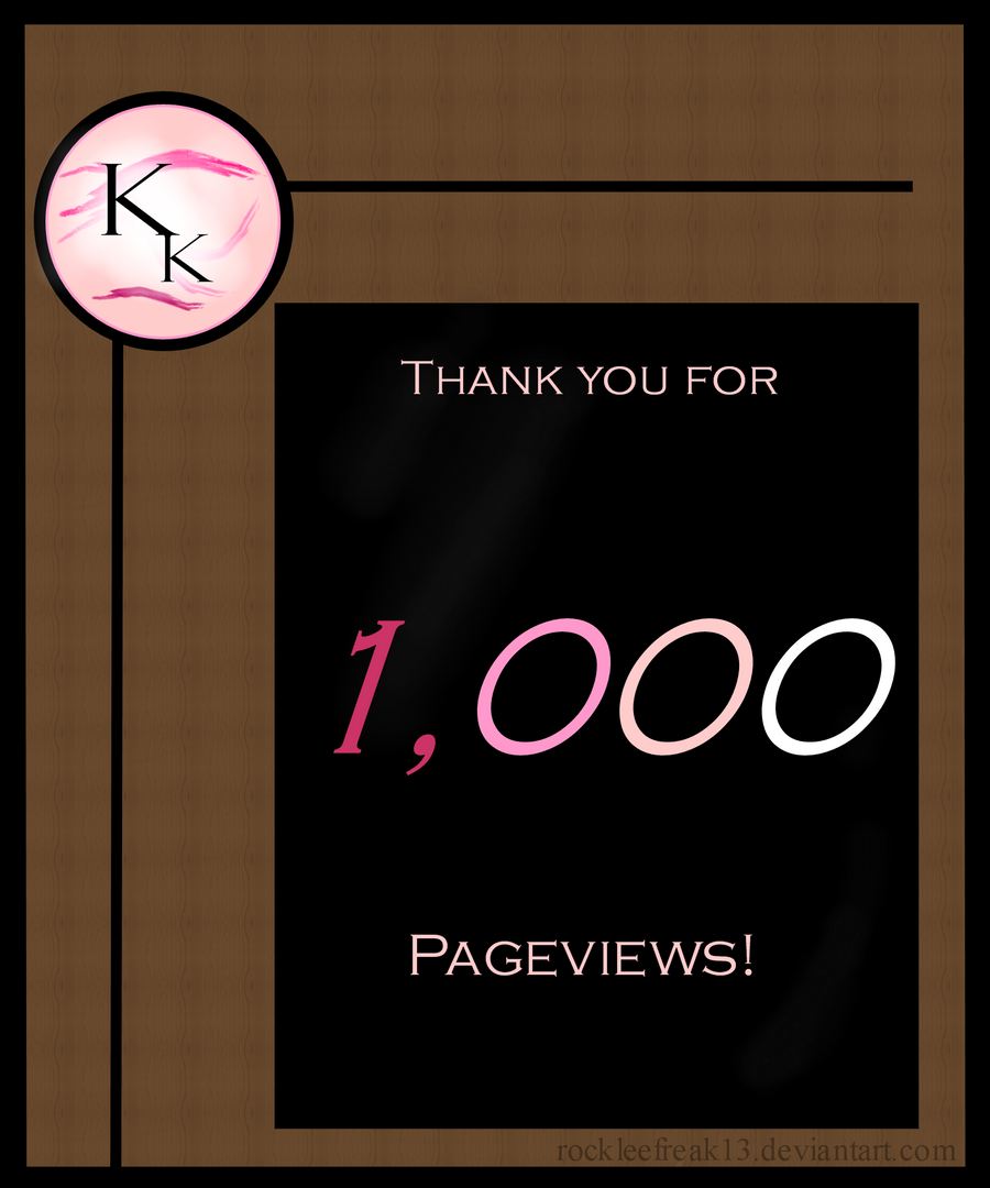 40000 pageviews thank you - photo #19