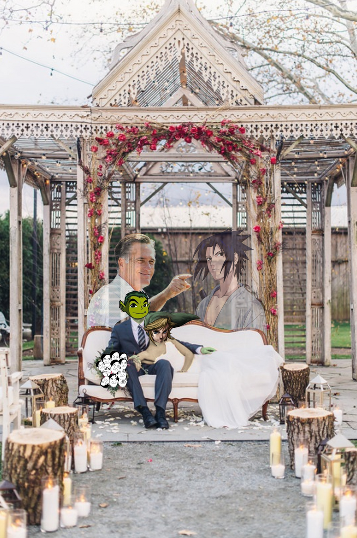 Holy Matrimony by rockleefreak13