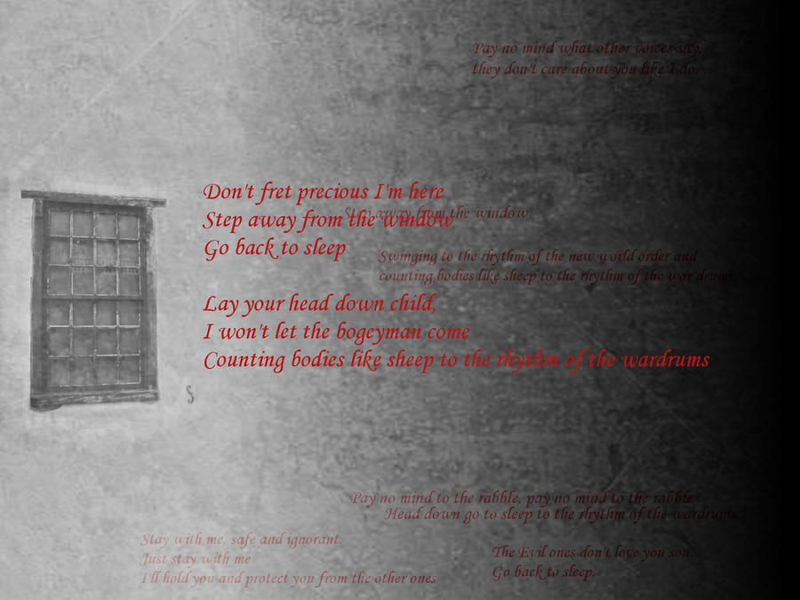 Pet' - A Perfect Circle WP by CatastrophicMeltdown on DeviantArt