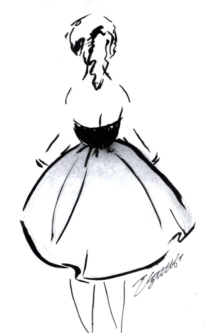 Dress (5) by Elizabetharte