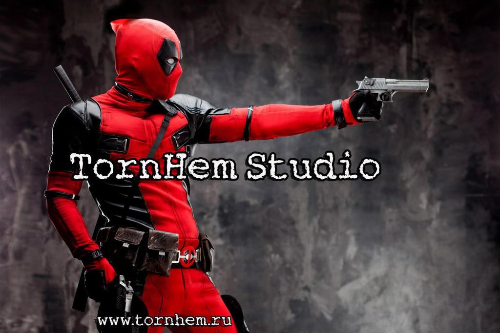 Cosplay Deadpool by melonicor