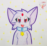 (AT) Beth the Espeon