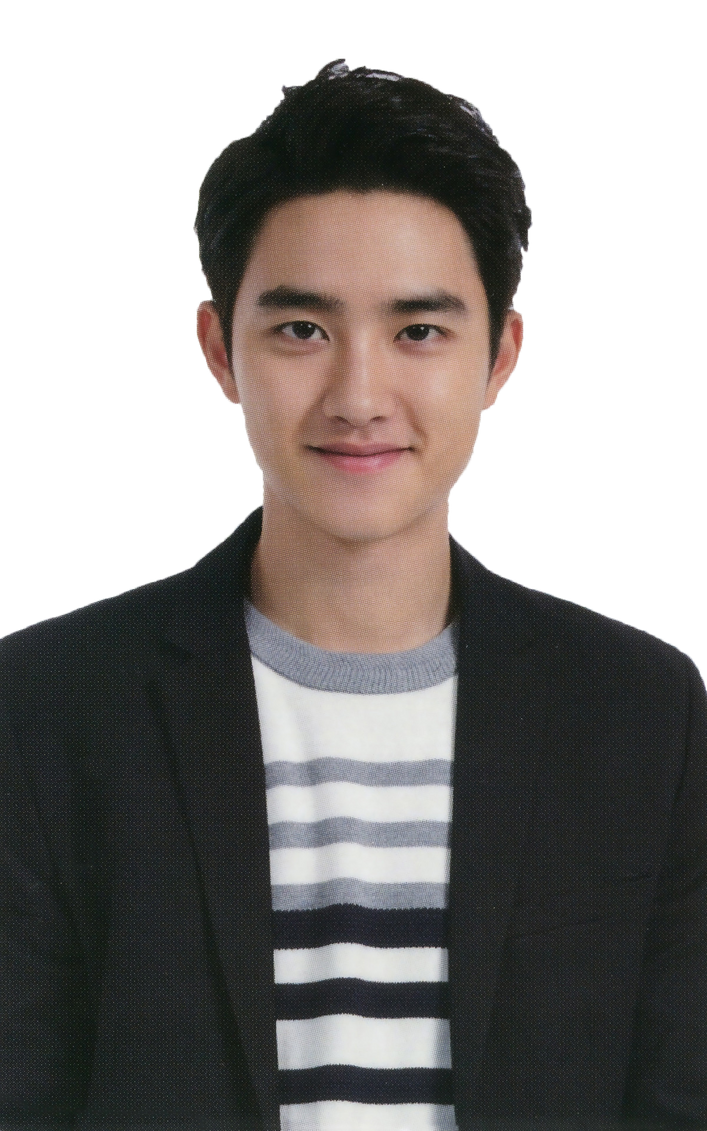 D.O kyungsoo render/PNG by karinafeb09 on DeviantArt