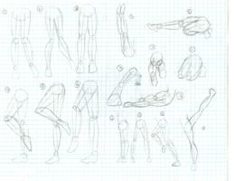 legs by kuchiosenojutsu