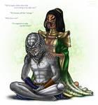 Ab'Haya and Khe .:. Massage