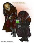 The Odd Couple .:. Skau and Uria