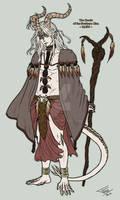 The Oracle of Southern Clan: Bae'n