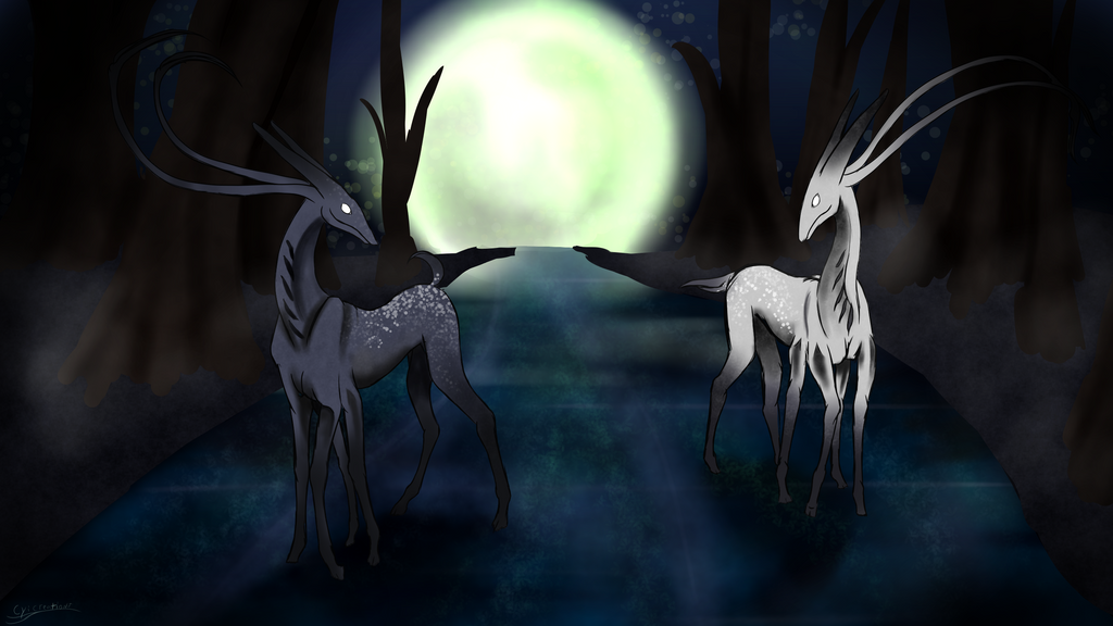 Nightwalkers by CyiCreations