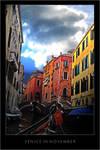 Venice in november colours