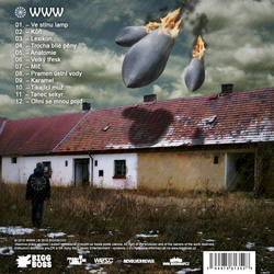Back cover: WWW by izmy