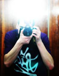 Purple t-shirt by izmy