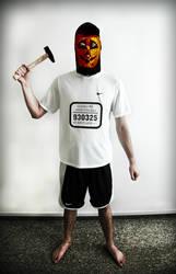 Nike Run Prague T-shirt by izmy