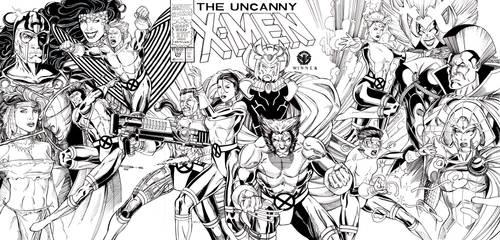 Uncanny Xmen 275