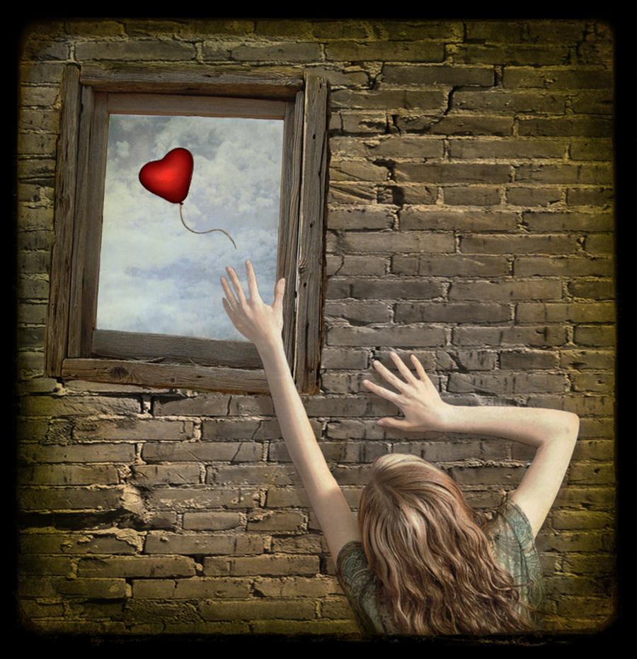 Lonely heart by mariegart
