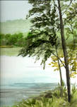 Mountain Creek Lake