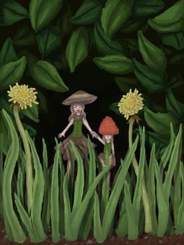 Garden adventrue