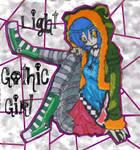 Light Gothic Girl