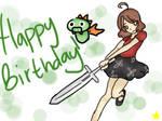 Happy Birthday Liliothe
