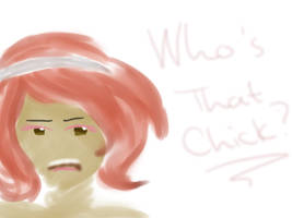 Who's That Chick? by Glopesfire