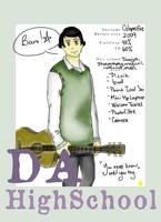 DA High School ID by Glopesfire
