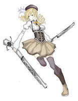 Mami Tomoe by Glopesfire