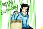 Happy Birthday Edalie-chan