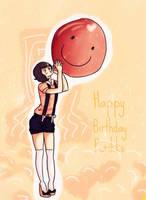 Happy Birthday Purikko by Glopesfire