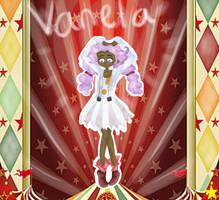 OC: Vanela by Glopesfire