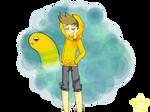Gijinka Eel: Ryan