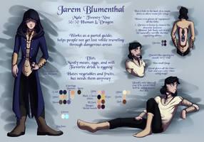 Kastral-Jarem Outfits
