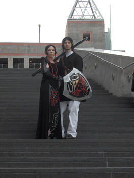 AZ 09 - Dark Zelda couple