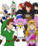 DC - Tales of Zelda